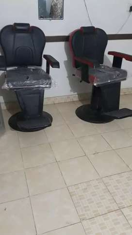 New hair saloon chairs vip condition