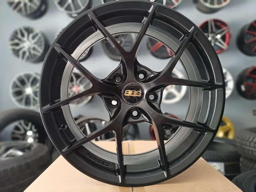 Jual Velg Ring 17x7.5 Pcd 5x112 ET 40 Mercy Audi mini Cooper dll 0