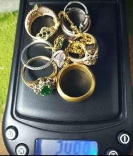 Terima jual emas, berlian, perak dll