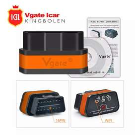 Ancel OBD 2 Car Scanner Sported All Vehicle universal battery