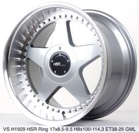 velg mobil racing hsr wheel palembang ring 17