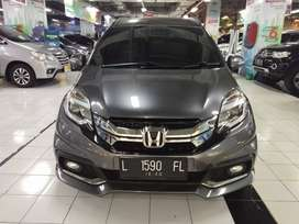 Honda Mobilio 1.5 RS CVT / Matic 2015 Grey/Abu-abu KM 36rb DP rendah