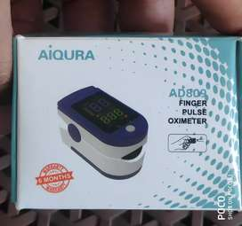Pulse Oximeter Aiqura Rs680