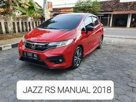 Jazz rs manual 2018
