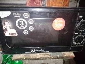 Electrolux microwave