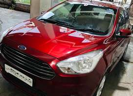 Ford Aspire 2017 Diesel Good Condition