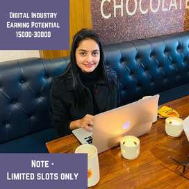 Digital Business,Required 5 young confident person to expand Business