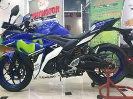 Yamaha YZF R25  Movistar Th.2016