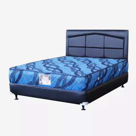 spring bed full set 160 utk hotel