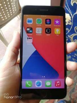 I haveiphone 7 plus jet black 128 gb