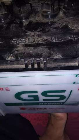 Gs hybrid 55d23l rusak soak