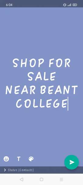 Shop for sale and all shop ready