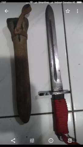 Bayonet jaman belanda