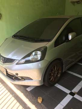 Honda jazz rs 2009 silver matic