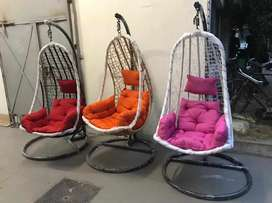 Hanging chair offfer valid almost new looks for decor ur home n garde