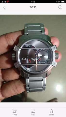Fastrack watch DC322 (50M)