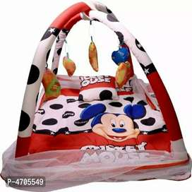 Baby Bedding Set with Mosquito Net