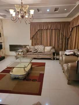 DHA LAHORE Fully Furnished House Aval for Rent