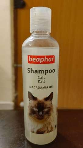 Beaphar Macadamia Oil Cat Shampoo