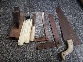 Carpenter items