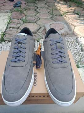 Brodo Generic Play Navy White Sole - Size 43