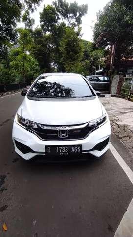 Honda Jazz Rs At 2018 Putih Bandung