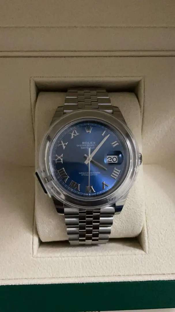 Brand New Rolex  Steel Watch 18 11 2020 0