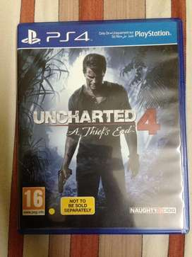 Uncharted 4 PS4 PS5