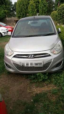 Hyundai I10 i10 Magna, 2011, CNG & Hybrids