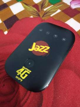 Jazz 4g charging device used almost 2 months...Full box
