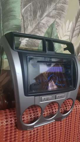 Honda City Tape with Frame