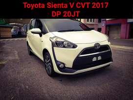 Toyota Sienta V AT 2017