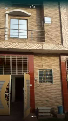 2.5 marla house available for rent air avenue city