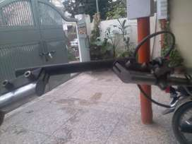 Suzuki 150 handle in a good condition