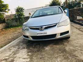 Honda Civic Hybrid 2012 CNG & Hybrids Well Maintained
