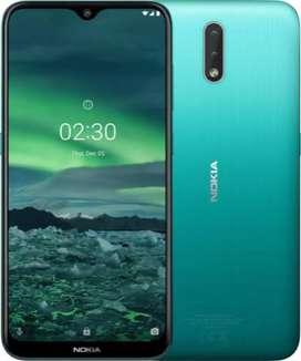 Nokia 2.3 full box good condition warenty balance exchange available