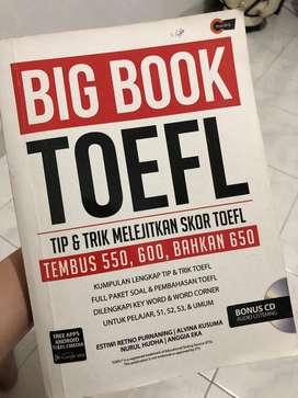 Buku Toefl ( Big Book )