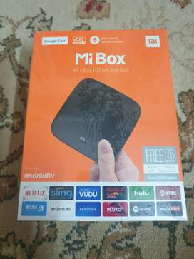 Mi TV BOX 4K, Android box
