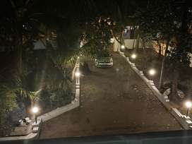 Rent/lease. Good privacy & elite area 3 bhk house in a calm community.