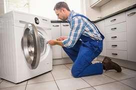 Wanted Ac Washing Machine And Refrigerator Repair Technician Hyd..