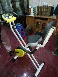 Sepeda statis fitness X bike magnetic TL 920 BN527