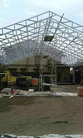 Atap baja ringan terpasang termurah