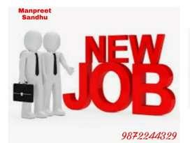 Jobs in kharar,mohali