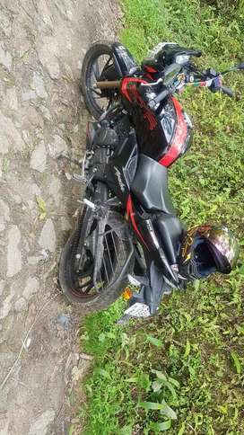 Want to sell tvs apache rtr 200 4v non abs
