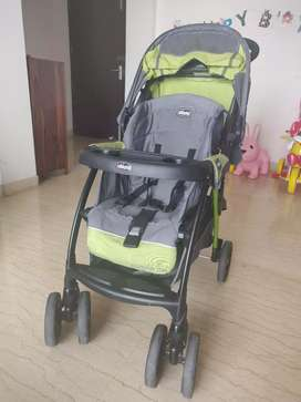 Chicco travel system - stroller and car seat