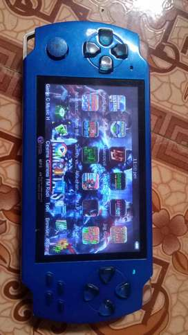 Blue colour china PsP game for sale