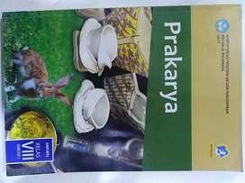 Buku Prakarya Kls VIII SMP Smt 1