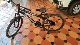 Good condition two cycles for sale