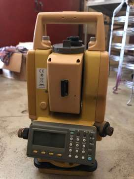 total station topcon