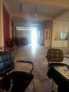 Hall nd office for Rent